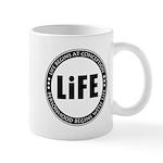 Life Begins At Conception Mug