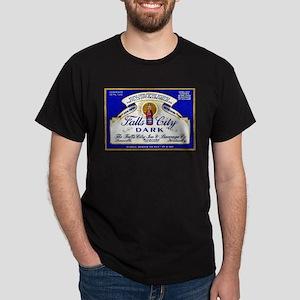 Kentucky Beer Label 2 Dark T-Shirt