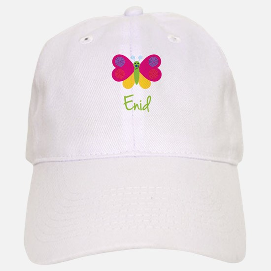 Enid The Butterfly Baseball Baseball Cap