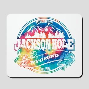 Jackson Hole Old Circle Mousepad