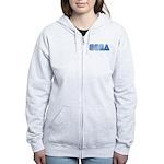 Gega Women's Zip Hoodie