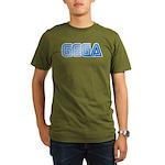 Gega Organic Men's T-Shirt (dark)