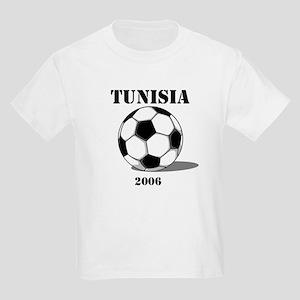 Tunisia Soccer 2006 Kids T-Shirt