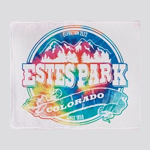 Estes Park Old Circle Throw Blanket