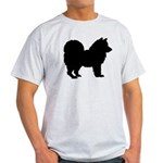 Chow Chow Silhouette Light T-Shirt
