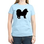 Chow Chow Silhouette Women's Light T-Shirt