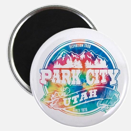 Park City Old Circle Magnet