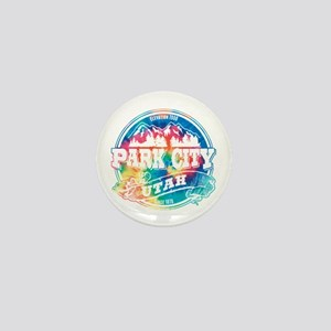 Park City Old Circle Mini Button