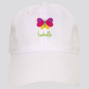 Isabella The Butterfly Cap