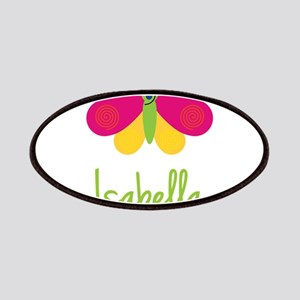 Isabella The Butterfly Patches