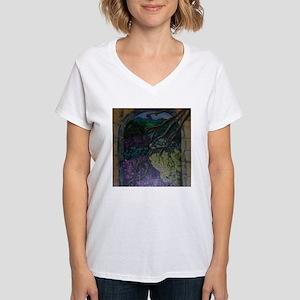 Royal Garden Women's V-Neck T-Shirt