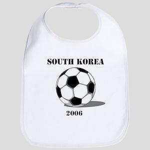 South Korea Soccer 2006 Bib