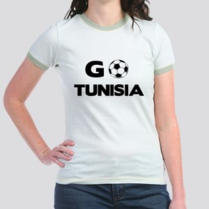 Go TUNISIA Jr. Ringer T-Shirt
