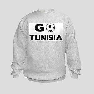 Go TUNISIA Kids Sweatshirt