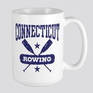 Connecticut Rowing Large Mug