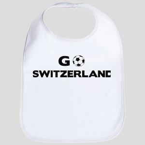 Go SWITZERLAND Bib