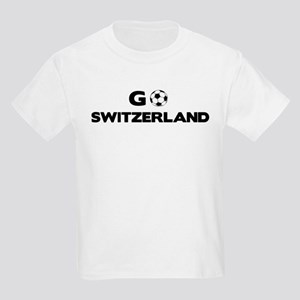 Go SWITZERLAND Kids T-Shirt