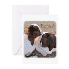 Best Friends! Greeting Cards (Pk of 10)