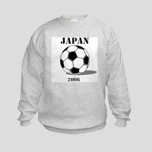Japan Soccer 2006 Kids Sweatshirt
