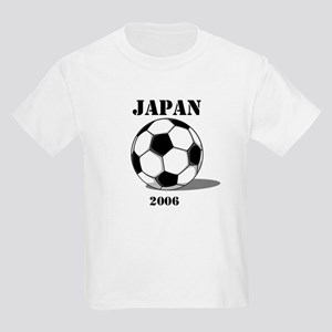 Japan Soccer 2006 Kids T-Shirt
