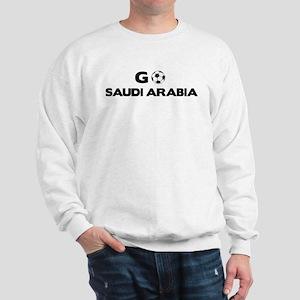 Go SAUDI ARABIA Sweatshirt