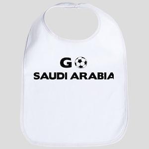 Go SAUDI ARABIA Bib