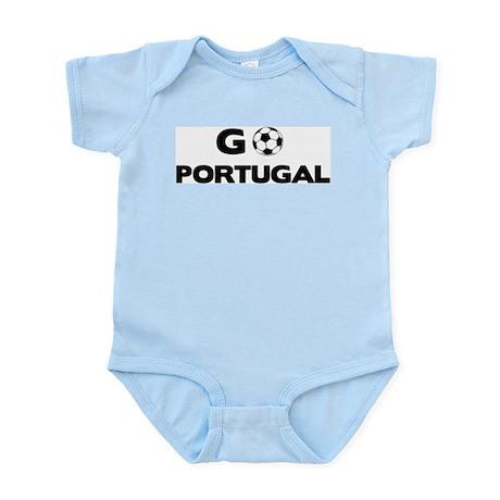 Go PORTUGAL Infant Creeper