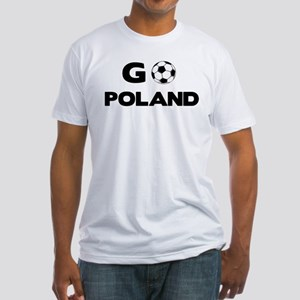 Go POLAND Fitted T-Shirt