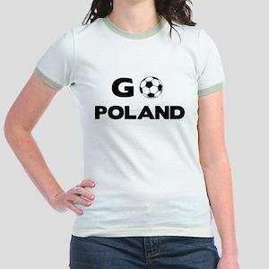 Go POLAND Jr. Ringer T-Shirt