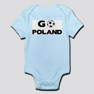 Go POLAND Infant Creeper