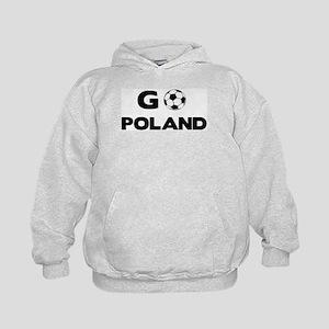 Go POLAND Kids Hoodie