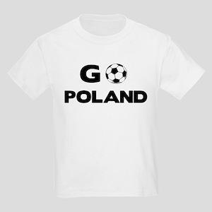 Go POLAND Kids T-Shirt