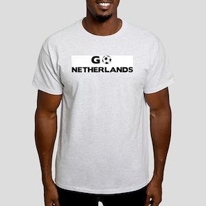 Go NETHERLANDS Ash Grey T-Shirt