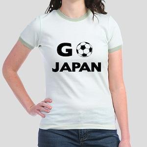Go JAPAN Jr. Ringer T-Shirt