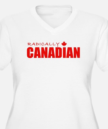Radically Canadian by Tigana T-Shirt