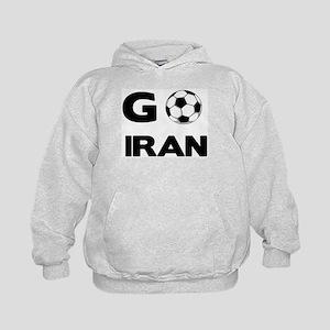 Go IRAN Kids Hoodie