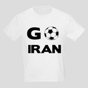 Go IRAN Kids T-Shirt