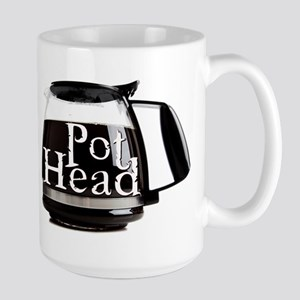 POT HEAD Large Mug