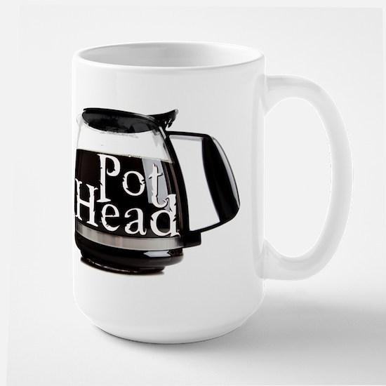 POT HEAD Large Mug