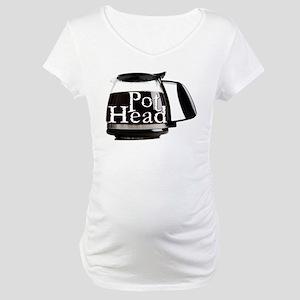 POT HEAD Maternity T-Shirt