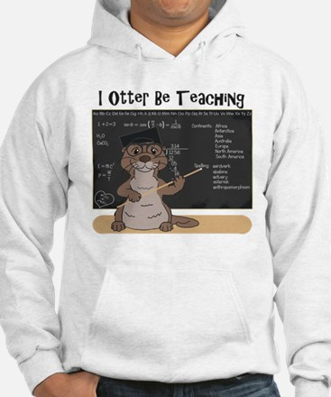 Funny Otter Hoodie