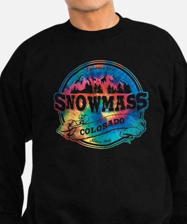 Snowmass Old Circle Sweatshirt (dark)