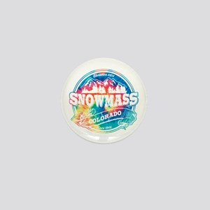 Snowmass Old Circle Mini Button