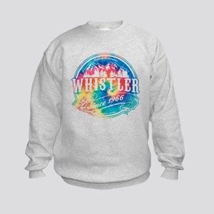 Whistler Old Circle Kids Sweatshirt