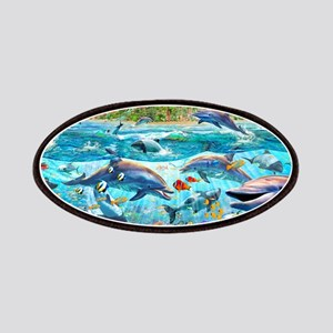 Dolphin Reef Patches