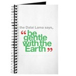 Be Gentle With The Earth Journal