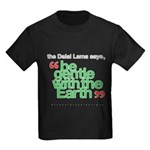 Be Gentle With The Earth Kids Dark T-Shirt