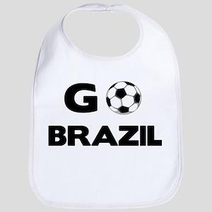 Go BRAZIL Bib