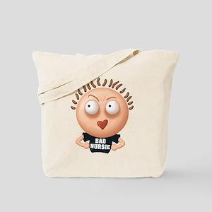 Bad Nursie - Brown Hair Tote Bag