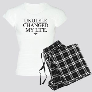 Ukulele Changed My Life Women's Light Pajamas